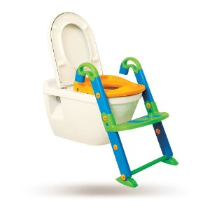 3 in 1 Toilet Trainer - Step up Potty
