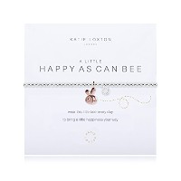 Katie Loxton – A Little Happy As Can Bee Beeチャーム – ブレスレット – ローズゴールド