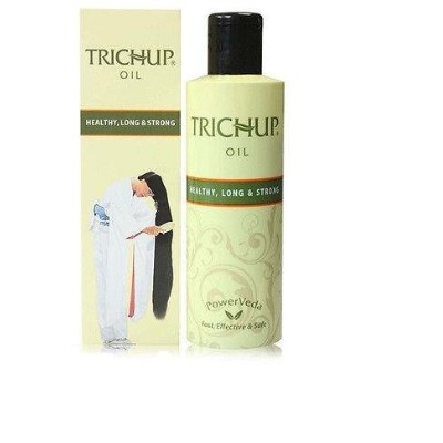 Trichup Oil Healthy Long & Strong Hair Care 100ml [並行輸入品]