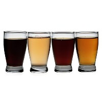Anchor Hocking Barbary 5 Ounce Beer Tasting Glass, Set of 12 by Anchor Hocking