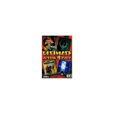 Ultimate Action 4 Pack (輸入版)