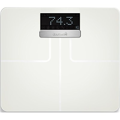 "Garmin ""Index, Smart Scale, White"""
