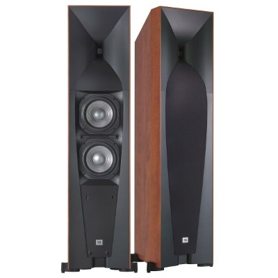【送料込】ジェイビーエル JBL STUDIO 580CH/ペア 2×16.5cm 2way Floorstanding Speaker【smtb-TK】
