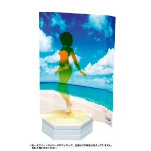 WAVE BEACH QUEENS ORNAMENT ビーチクイーンズ専用拡張ベースセット