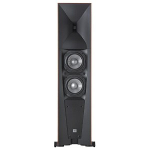 【送料込】ジェイビーエル JBL STUDIO 580CH/1本 /2×16.5cm 2way Floorstanding Speaker【smtb-TK】