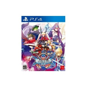 【送料無料】 Game Soft (PlayStation 4) / 【PS4】BLAZBLUE CENTRALFICTION 通常版 【GAME】
