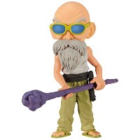 【送料無料】【Banpresto Dragon Ball Z 2.8-Inch Master Roshi Movie World Collectable Figure Volume 1】...