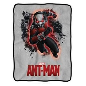 【送料無料】【Blanket Marvel Ant-man Attack New Toys 50 x 60 Licensed cfb-am-amgrey】 b00vbip3hu