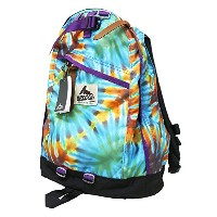 GREGORY×Dancing Barefoot(グレゴリー×ダンシング ベアフット)DAY PACK (BARE FOOT TIE DYE) バッグ リュックサック バックパック