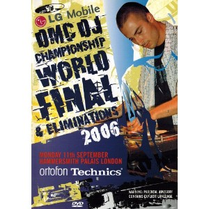 DMC World DJ Championship 2006 [DVD]