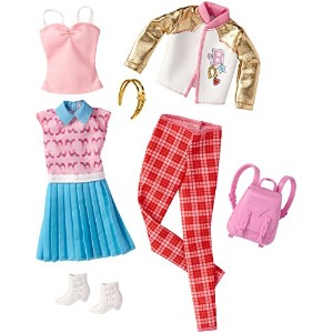 Barbie Fashions School Pack