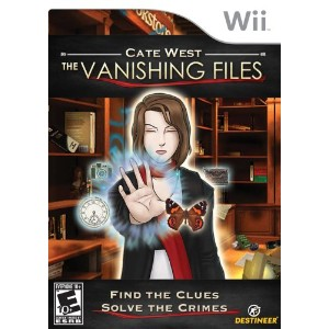 Cate West the Vanishing Files / Game
