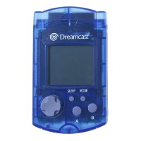 Sega Blue Visual Memory Unit (Dreamcast) by SEGA [並行輸入品]
