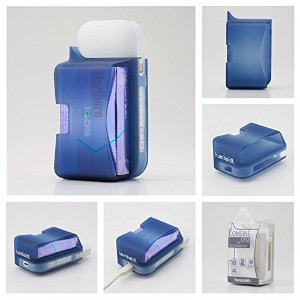 HUMBOLDT COMBINE-CASE CLEAR-BLUE アイコス IQOS アイコスケース (CLEAR-BLUE)