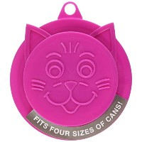Petmate Kitty Kaps Pup Top Cover Durable Plastic Lid Assorted Clipstrip 12ct