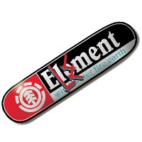 【エレメント デッキ】ELEMENT Deck LE X ELEMENT 8.0×31.75●Thriftwood