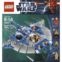 LEGO スターウォーズ 9499 Star Wars 9499 Gungan Sub