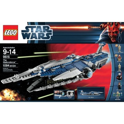 LEGO スターウォーズ 9515 Star Wars 9515 The Malevolence