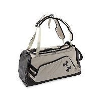 [アンダーアーマー] UNDER ARMOUR UA CONTAIN DUO+ STORM1 DUFFLE [AAL4035] ダッフル バックパック GRS Graystone/Black