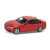WELLY 1/18 BMW 335i レッド WE18043R