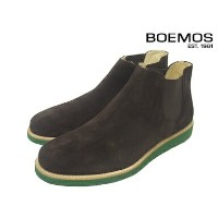 BOEMOS/ボエモス 4282 T.MORO (DARK BROWN) Made in Italy イタリア製