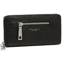 マークジェイコブス 財布 レディース MARC JACOBS M0008449 001 GOTHAM CITY STANDARD CONTINENTAL WALLET 長財布 BLACK ...