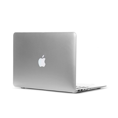 MacBook Air 11ケース、L2W MacBook Air 11インチMetalicケースPCカバーMacBook Air 11用 - メタルシルバー