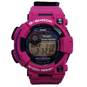 CASIO G-SHOCK GWF-1000SR-4JF MEN IN SUNRISE PURPLE FROGMAN
