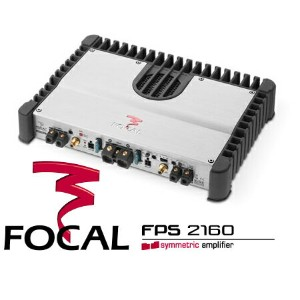 FOCAL フォーカル FPS2160 定格出力105W×2chステレオパワーアンプ 【受注発注商品/納期1~2ヶ月】