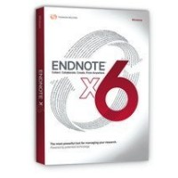 EndNote X6 for Windows 通常版