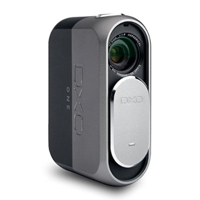 DxO ONE 20.2MP Digital Connected Camera for iPhone and iPad with Wi-Fi (Current Model) by DxO