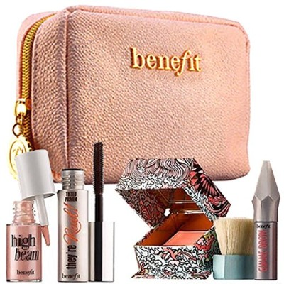 Benefit(ベネフィット) ,限定版, Benefit Cosmetics, Sunday My Prince Will Come Easy Weekender Makeup Kit ...