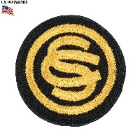 【20%OFF大特価】アメリカ軍 実物 新品 米軍OCS PATCHES (ワッペン) 《WIP》 ミリタリー 男性 ギフト プレゼント