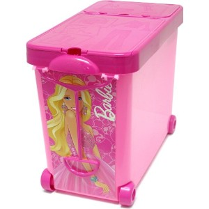 Barbie バービー 収納ボックス Store It All - Pink