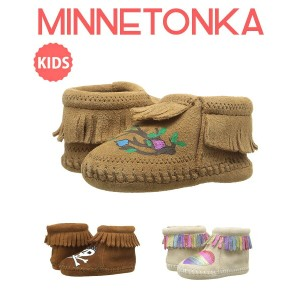 Minnetonka Free Range Mama ミネトンカ [WE ARE FAMILY][SAIL INTO THE MYSTIC][LOVE ONE ANOTHER]コラボ インファント...