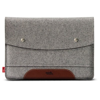 Pack&Smooch Hampshire for iPad Pro 9.7 (Gray/LightBrown)