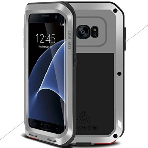 Galaxy S3 Warrior Love Mei ケース, Awesome Aviation Aluminum Metal Anti-Drop カバー, TAITOU Cool Outdoor...