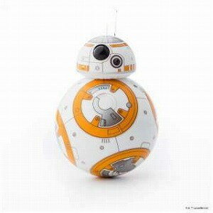 SPHERO 〔ドロイド:iOS/Android対応〕 BB-8 App-Enabled Droid with Trainer R001TRW(送料無料)