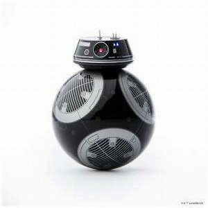 SPHERO 〔ドロイド:iOS/Android対応〕 BB-9E App-Enabled Droid with Trainer VD01JPN(送料無料)