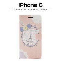 その他 Happymori iPhone6 Chereville Paris Diary ds-1823333