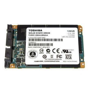 TOSHIBA 1.8インチ Micro SATA 128G SSD for (IBM/Lenovo) X300 301 T400S T401s T410 series, for DELL, for...
