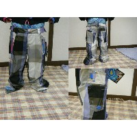 ≪送料無料≫ 30%OFF!! 11-12 FONICA CC SNOWBOARD WEAR MONICA PANTS PLAID2【S】 【smtb-f】