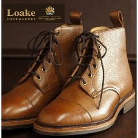 Fセール 革靴 メンズ Loake England ローク ミリタリー ブーツ F 3E Dovedale ギフト