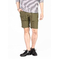 (エンパイア アンド サンズ) EMPIRE & SONS BRITISH EXPEDITION SHORT - SOFT BACK SATIN [29] 1.OD_OLIVE_DRAB
