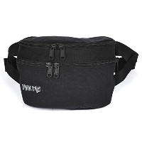 (ザックパック)ZAKK PAC Hip Bag Black MD28553