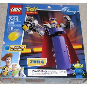 LEGO Disney レゴ 7591 ディズニー トイストーリー Pixar Toy Story Exclusive Special Edition Set #7591 Construct a...