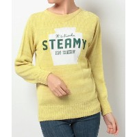 ★dポイントが貯まる★【SHIPS OUTLET(シップス アウトレット)】【SHIPS for women】KNITCHY:SP PRT PO【dポイントでお得に購入】