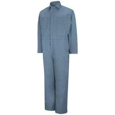 RED KAP レッドキャップ CT10PB TWILL ACTION BACK COVERALL -POSTMAN BLUE-