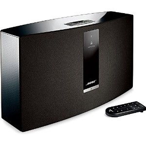 Bose SoundTouch 30 Series III wireless music system ワイヤレススピーカーシステム ブラック【国内正規品】