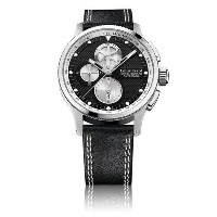 ルイ・エラール Louis Erard 1931 Collection Swiss Automatic Black/Silver Dial Men's Watch 78229AS12.BDC88...